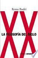 libro La Filosofía Del Siglo Xx