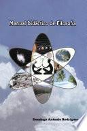 libro Manual Didáctico De Filosofia