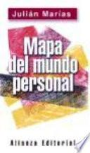libro Mapa Del Mundo Personal