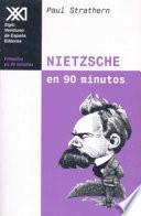libro Nietzsche (1844 1900) En 90 Minutos