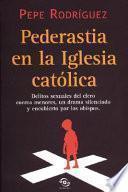 libro Pederastia En La Iglesia Católica