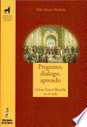 libro Pregunto, Dialogo, Aprendo