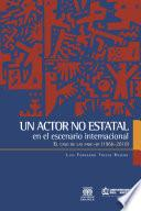 Un Actor No Estatal En El Escenario Internacional