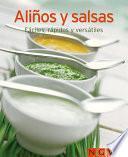 libro Aliños Y Salsas