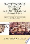 libro GastronomÍa Romana Y Dieta MediterrÁnea