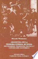 Argentina En La Primera Guerra Mundial