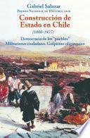 Construcción De Estado En Chile (1800   1837)