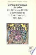 Cortes, Monarquía, Ciudades