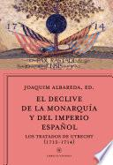 libro El Declive De La Monarquía Y Del Imperio Español