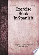 libro Exercise Book In Spanish