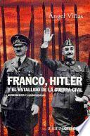 libro Franco, Hitler Y El Estallido De La Guerra Civil