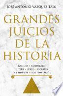 libro Grandes Juicios De La Historia