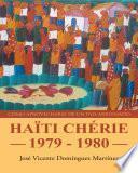 libro HaÏti ChÉrie 1979   1980