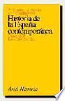 Historia De La España Contemporánea