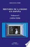 Historia De La Radio En España
