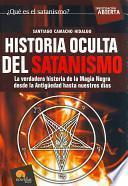 libro Historia Oculta Del Satanismo