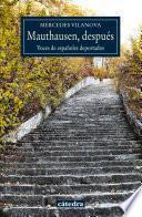 libro Mauthausen, Después