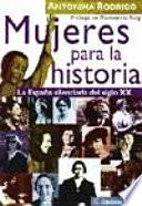 Mujeres Para La Historia