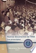 Nuevos Documentos De 1948