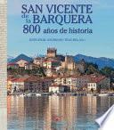 libro San Vicente De La Barquera. 800 Años De Historia