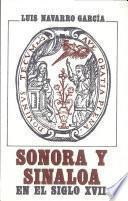 libro Sonora Y Sinaloa En El Siglo Xvii