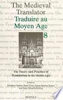 libro Traduire Au Moyen Âge
