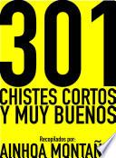 libro 301 Chistes Cortos Y Muy Buenos
