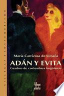 libro Adán Y Evita