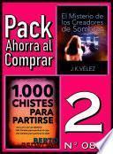 libro Pack Ahorra Al Comprar 2 (nº 082)