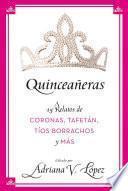 libro Quinceañeras