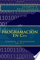 Aprende A Programar En C ++