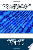 libro Curso De Introducción A La Administración De Bases De Datos