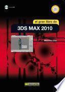libro El Gran Libro De 3ds Max 2010