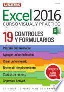 Excel 2016 – Controles Y Formularios