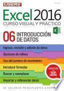 Excel 2016 – Introducción De Datos