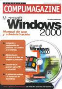 libro Microsoft Windows 2000 Manual De Uso Y Administracion
