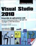 libro Visual Studio 2010