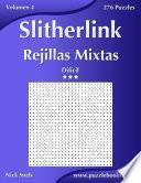 Slitherlink Rejillas Mixtas   Difícil   Volumen 4   276 Puzzles