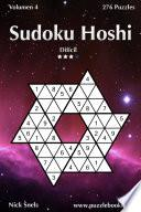 Sudoku Hoshi   Difícil   Volumen 4   276 Puzzles