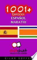 1001+ Ejercicios Español   Marathi
