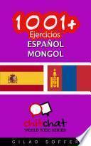 libro 1001+ Ejercicios Español   Mongol