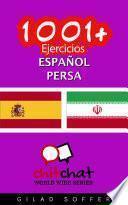 libro 1001+ Ejercicios Español   Persa