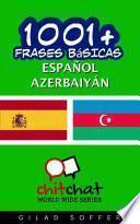 libro 1001+ Frases Básicas Español   Azerbaiyán