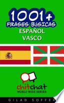 libro 1001+ Frases Básicas Español   Vasco