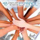 libro 48 Juegos Para La Clase De Español