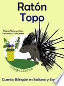 libro Aprender Italiano: Italiano Para Niños. Ratón   Topo