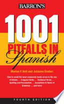 libro Barron S 1001 Pitfalls In Spanish
