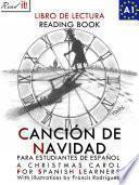 libro Canción De Navidad Para Estudiantes De Español. Libro De Lectura