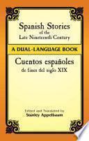 Cuentos Españoles De Fines Del Siglo Xix