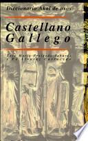 libro Diccionario Akal De Usos Castellano/gallego